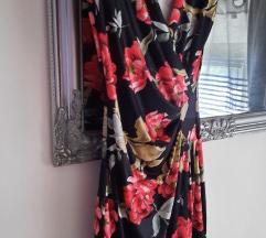 Predivna cvjetna haljina %