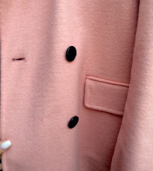 AKCIJA!!! Rozi kaput Zara 💖