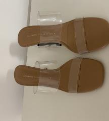 Popularne ZARA sandale