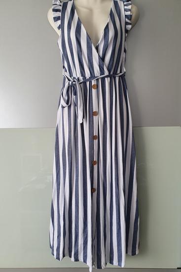 haljina na pruge