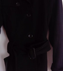 Crni kaput jakna Esprit 40