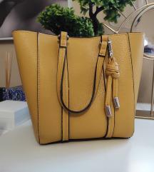 Žuta torbica c&a