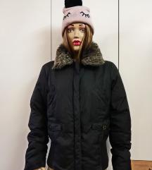 Crna MeXX topla pernata jakna br L - 42 - 44