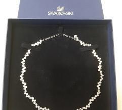 Swarovski ogrlica i nausnice