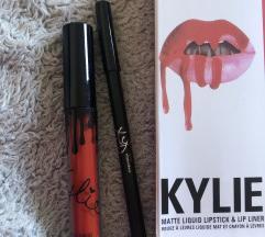 Kylie ruž i olofka
