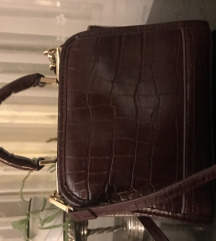 Zara Croco  mini bag