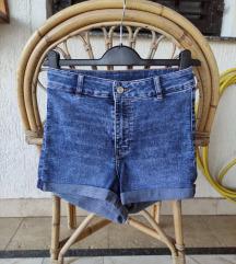 H&M | hlače (ultra high waist)
