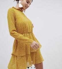 Missguided žuta haljina SNIŽENO ❗️ 100 kn