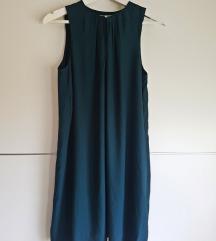 Nova zelena H&M haljina s etiketom