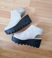 Novo sandale na platformu %snizeno