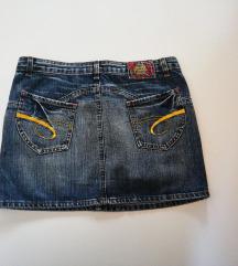 Traper mini suknja AMADEUS broj 42