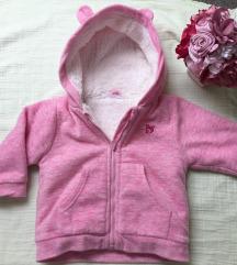Mekana mucasta jakna (9-12 mjeseci)