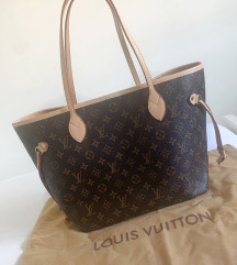Louis Vuitton Neverfull (pt uključena)