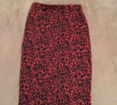 Zara Tigrasta suknja