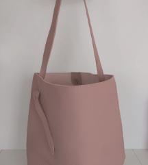 FCUK roza torba (pt gratis)