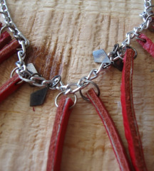 Ogrlica - ručni rad