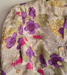 Vintage cvjetni sako
