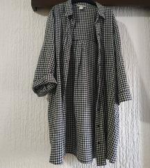 H&M košulja/tunikea 38/40  M/L