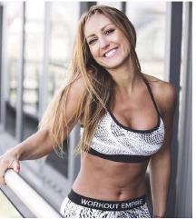 Top za fitness Workout Empire/NOVO