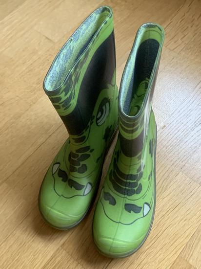 Dječje gumene čizme za kišu