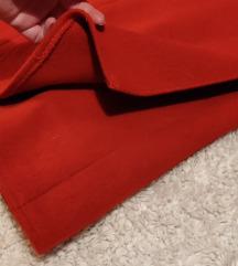 Crveni debeli pamucni kvalitetni šos KAO NOV