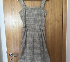 Concept karirana haljina