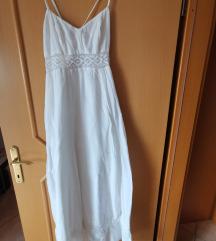 Bijela duga haljina
