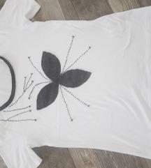 Majica 3d print vezeno  s do L