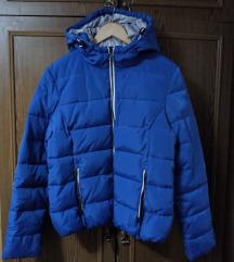 Kraljevsko plava nova jakna M/L