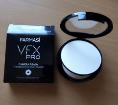 VFX transparentni puder