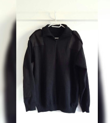 Crni pulover, kao novi