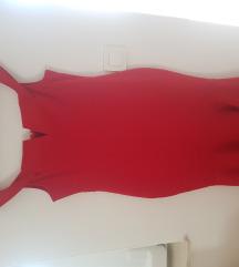 Crvena haljina Asos