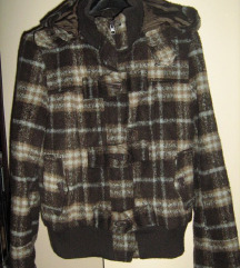 Karirana jakna/kaput