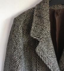 Vintage dugi kaput
