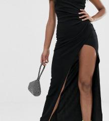 Asos duga haljina s prorezom