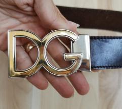 D&G original kožni remen  UNISEX
