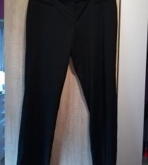 C&A crne hlače vel 42