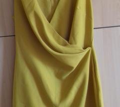 Mango žuta haljina