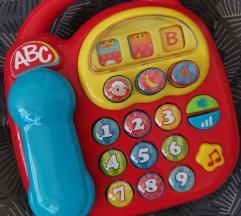 ABC Simba igračka telefon