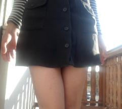 Mini suknja a gumbima