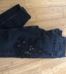 Zara crne traperice 🎀