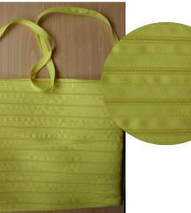 Nova žuta torba, 39x34 cm