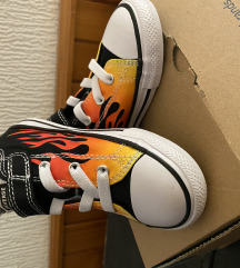 Converse All star infant flame