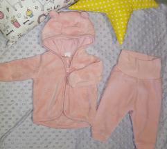 Lot vestica i hlačice za bebe djevojčice