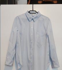H&m svjetlo plava košulja