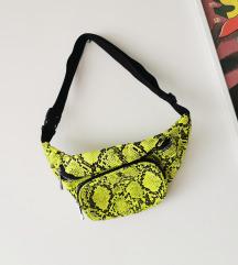 Nova snake bum bag