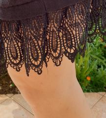 MANGO lagana vunena haljina