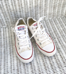ALL STAR / bijele original COVERSE tenisice