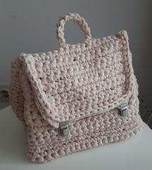 Pletena torba - Ručni rad