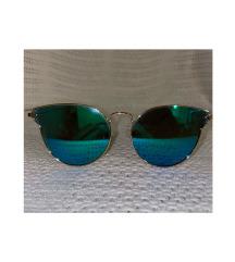 Naočale mačkastog oblika s mirror efektom